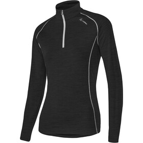 Löffler Evo Transtex Merino HZ Midlayer Women, black